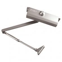 Доводчик дверной E-603 (серебро)