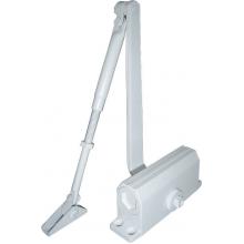 Доводчик дверной E-603D (белый)