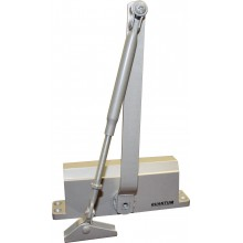 Доводчик для дверей весом до 85 кг. QM-D206EN4 (серебро)