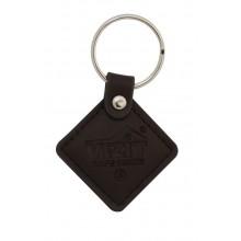 Брелок proximity кожаный VIZIT-RF2.2 brown