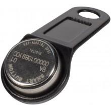 Ключ электронный Touch Memory с держателем DS 1990А-F5 (черный)