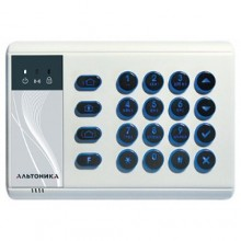 Клавиатура кодовая Риф-КТМ-NL с подсветкой