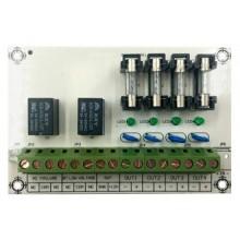 Модуль на 4 выходных канала с диагностическими выходами ST-PS104FBR
