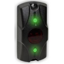 Бесконтактная кнопка выхода ЦИКЛОП ИК (черный)