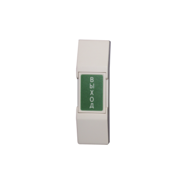 Кнопка выхода накладная пластик DR-01