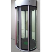 Шлюзовая кабина цилиндрическая Сателлит АП-К-800 (исп. Р7В)