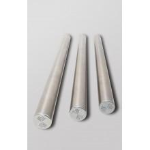 Планка преграждающая стандартная для турникета PPS-05R (нержавеющая сталь)