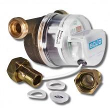 Проводной универсальный счётчик холодной и горячей воды СВК-15-3-2-Б