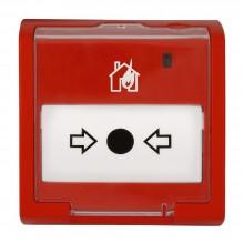 Извещатель пожарный ручной радиоканальный адресный С2000Р-ИПР