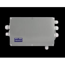 Блок расширения адресный на 2 искробезопасных шлейфа сигнализации С2000-БРШС-Ех