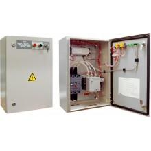 Шкаф контрольно-пусковой с устройством плавного пуска ШКП-110 с УПП