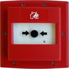 Извещатель пожарный ручной радиоканальный ИПР-РВ (Стрелец®)