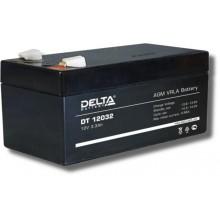 Аккумулятор герметичный свинцово-кислотный Delta DT 12032