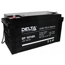 Аккумулятор герметичный свинцово-кислотный Delta DT 12120