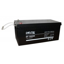 Аккумулятор герметичный свинцово-кислотный Delta DT 12200