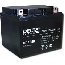 Аккумулятор герметичный свинцово-кислотный Delta DT 1240