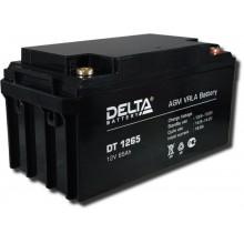 Аккумулятор герметичный свинцово-кислотный Delta DT 1265