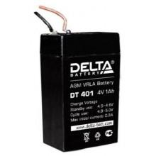 Аккумулятор герметичный свинцово-кислотный Delta DT 401