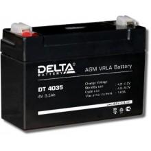 Аккумулятор герметичный свинцово-кислотный Delta DT 4035