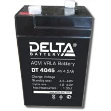 Аккумулятор герметичный свинцово-кислотный Delta DT 4045