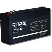 Аккумулятор герметичный свинцово-кислотный Delta DT 6012