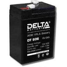 Аккумулятор герметичный свинцово-кислотный Delta DT 606