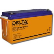 Аккумулятор герметичный свинцово-кислотный Delta DTM 12150 L