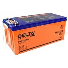 Аккумулятор герметичный свинцово-кислотный Delta DTM 12200 I