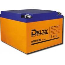 Аккумулятор герметичный свинцово-кислотный Delta DTM 1226