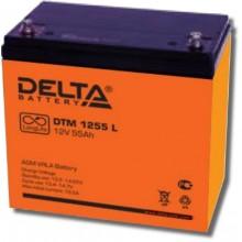 Аккумулятор герметичный свинцово-кислотный Delta DTM 1255 L