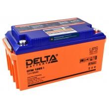 Аккумулятор герметичный свинцово-кислотный Delta DTM 1265 I