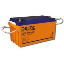 Аккумулятор герметичный свинцово-кислотный Delta DTM 1265 L