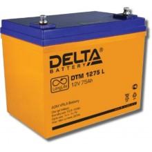 Аккумулятор герметичный свинцово-кислотный Delta DTM 1275 L