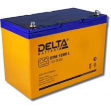 Аккумулятор герметичный свинцово-кислотный Delta DTM 1290 L