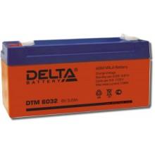 Аккумулятор герметичный свинцово-кислотный Delta DTM 6032