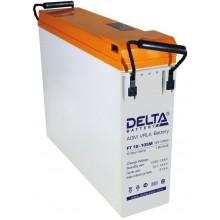 Аккумулятор герметичный свинцово-кислотный Delta FT 12-105 M