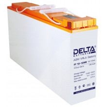 Аккумулятор герметичный свинцово-кислотный Delta FT 12-125 M