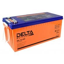Аккумулятор герметичный свинцово-кислотный Delta GEL 12-200