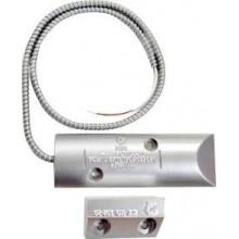 Извещатель охранный точечный магнитоконтактный, кабель в металлорукаве ИО 102-20 А2М (3)