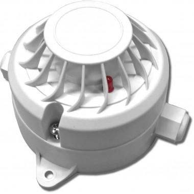 Извещатель пожарный тепловой максимальный ИП 101-10МТ/Ш-C, IP54