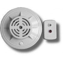 Извещатель пожарный тепловой максимальный ИП 105-1-50 с ИВС