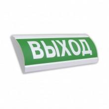 Оповещатель охранно-пожарный комбинированный свето-звуковой (табло) ЛЮКС-12-К НИ