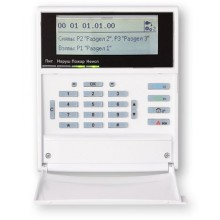 Прибор приемно-контрольный с встроенной клавиатурой и радиомодулем Астра-812 Pro