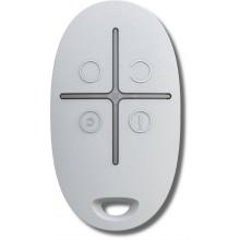 Брелок 4-х кнопочный с обратной связью Ajax SpaceControl (white)