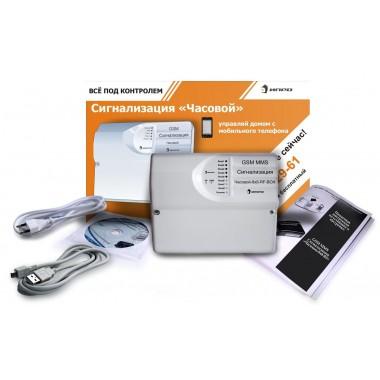 GSM сигнализация Часовой-8х8-RF-BOX, 3G, MMS