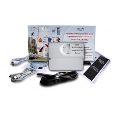 GSM сигнализация Часовой-8х8-RF-BOX, GSM