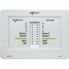 GSM сигнализация радиоканальная NV 8321