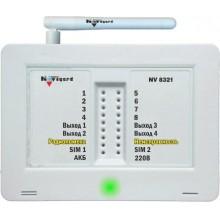GSM сигнализация радиоканальная с WI-FI модулем NV 8321W