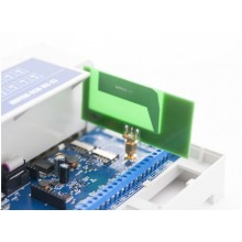 Встраиваемая гибридная GSM-антенна для STEMAX MX810, Мираж-GSM-M8-03, Мираж-GSM-А8-03, разъем SMA, 5 дБ Мираж-AMG