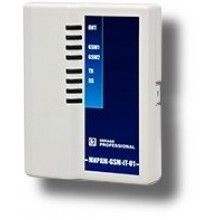 Устройство оконечное объектовое приемно-контрольное c GSM коммуникатором Мираж-GSM-iT-01